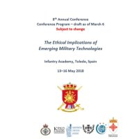 Cover of Conference Program